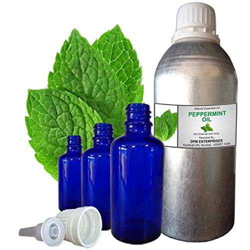 Peppermint Essential Oil 100% Pure and Natural (250 ml)