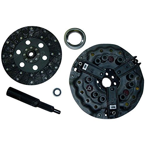 Ford 2000 3000 4000 2600 3600 3610 Tractor 11'' 10Spl Double Clutch Kit by Aftermarket