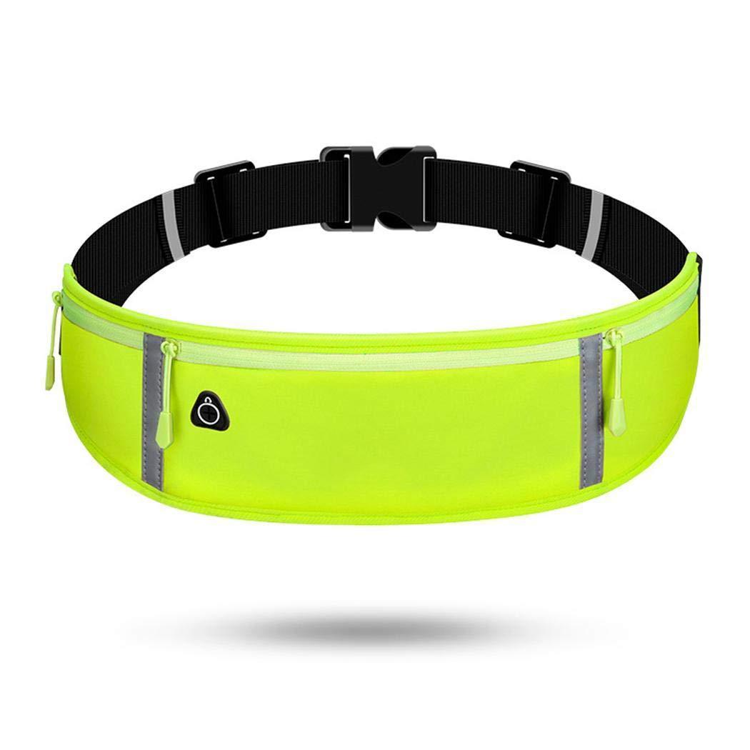 Sooseder 2019 New Outdoor Sport Waist Pack Money Belt Adjustable Running Mobile Phone Bag Waist Packs