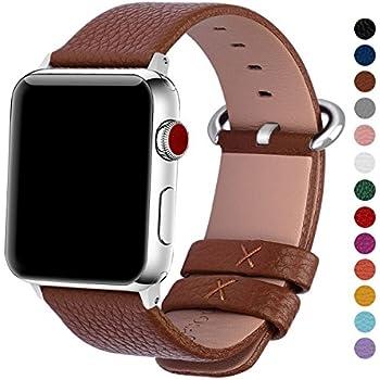 24dee8c96cb19 Fullmosa YAN Correa Cuero Compatible Apple Watch iwatch Series 3 ...