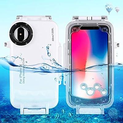 Amazon.com: HAWELL - Funda para iPhone X/XS (sumergible ...
