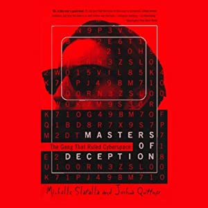 Masters of Deception Audiobook