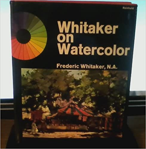 Whitaker on watercolor