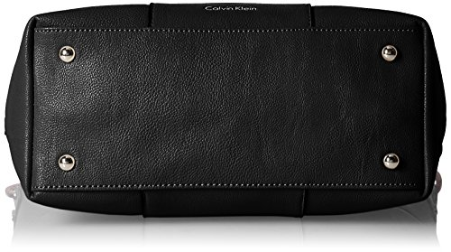 Faux Klein Hobo Block Leather Color Black Gold Calvin nt7xqdUq