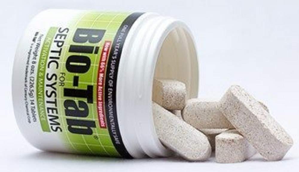 BioTab for Septic system (14 Tablets) 8 ozs (226.5g) by Bio-Tab (Image #2)