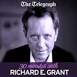 The Telegraph: 30 Minutes With Richard E. Grant