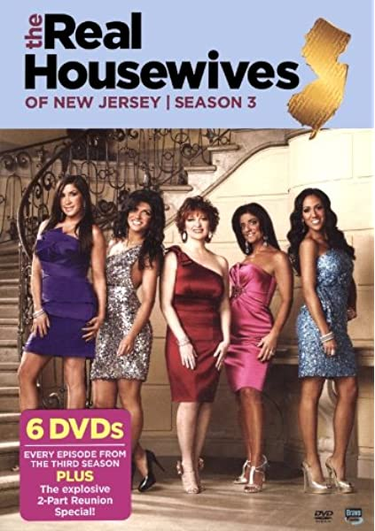 Amazon Com The Real Housewives Of New Jersey Season 3 Real Housewives Of New Jersey Movies Tv