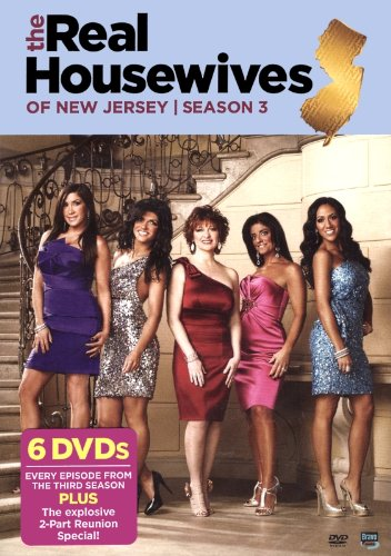 The Real Housewives of New Jersey, Season 3 by Bravo Media
