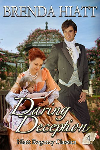 Daring Deception (Hiatt Regency Classics Book 4) cover