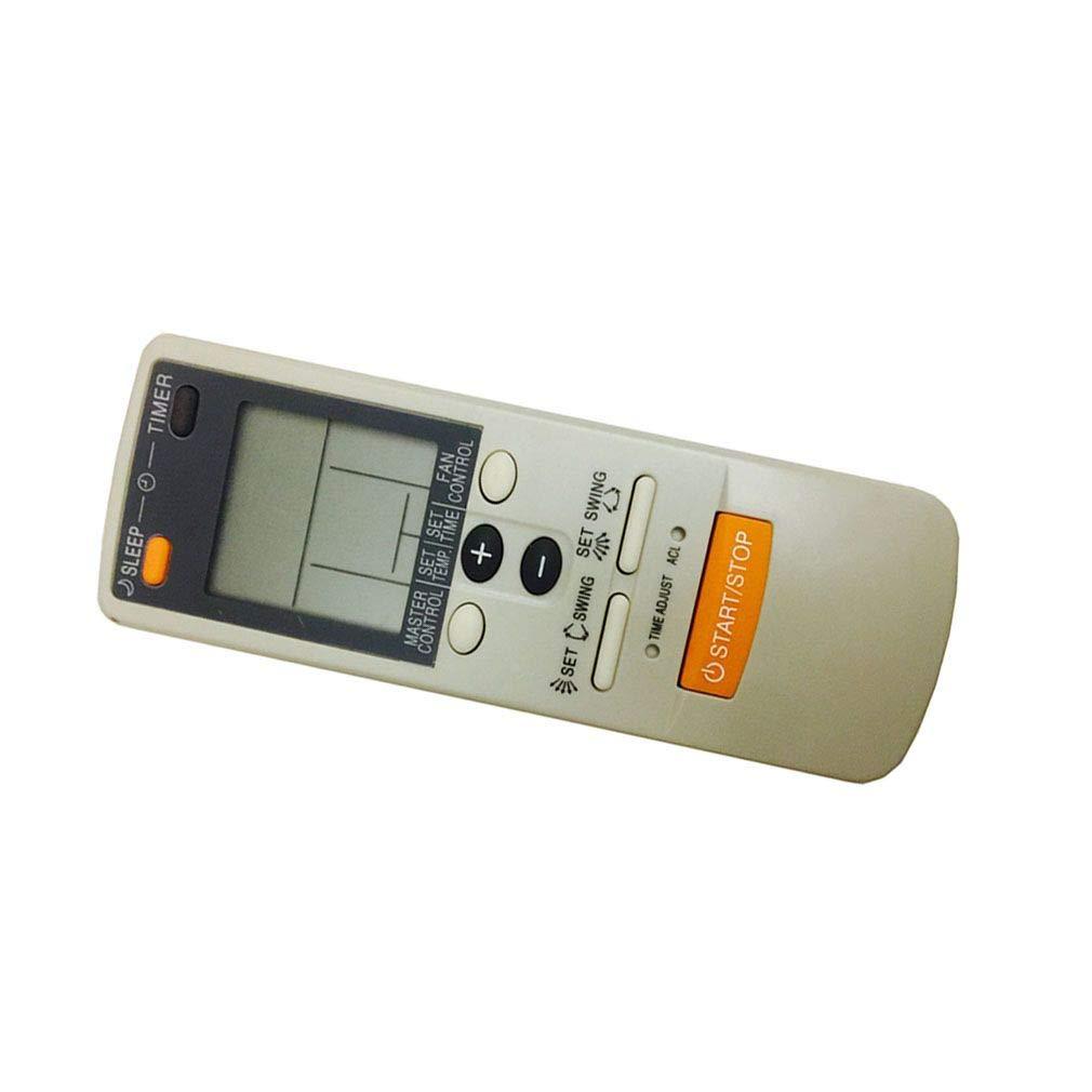 EASY Replacement Remote control For FUJITSU ASU24RLXQ ASU12RMLQ ASU9R1A AC A/C Air Conditioner