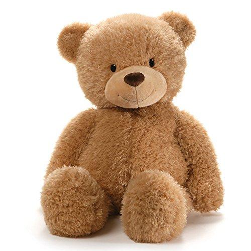 Gund Ginger Bear Stuffed Teddy, (Big Gund Teddy Bear)