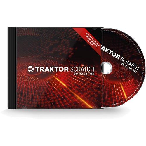 Native Instruments Traktor Scratch Control CD MK2 by Native Instruments