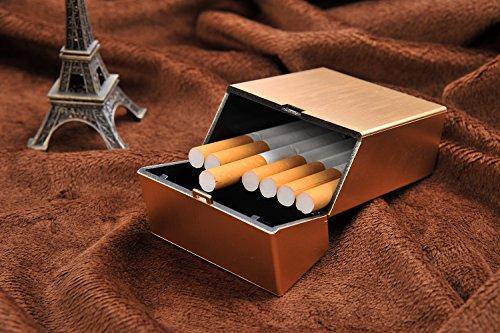 Materiale 758 E Abacus Mod Porta de Adatto Alluminio custodia Sigarette Standard Quantum Dimensioni Pacchetti Di 05 Per Sintetico Pacchetti 1gqava