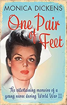 Image result for one pair of feet monica dickens