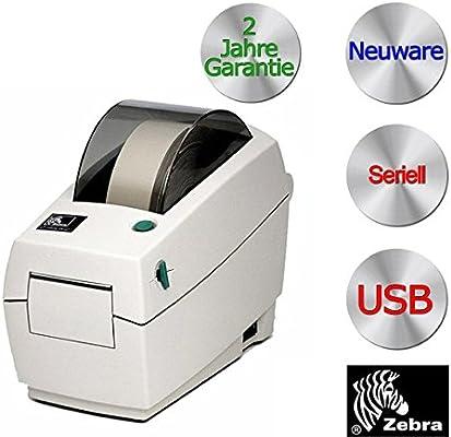 Impresora de etiquetas Zebra LP2824 Plus (segunda mano): Amazon.es ...
