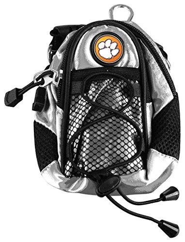 (LinksWalker NCAA Clemson Tigers - Mini Day Pack - Silver)