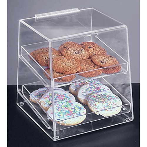 Cal Acrylic - Cal-Mil 280 Classic Display Case, 10