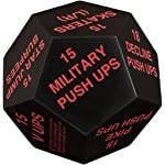 NATARIFITNESS..COM  51gtOP3A0PL._SS150_ Juliet Paige Exercise Dice for Home Fitness, Workouts, Crossfit WOD, Cardio, HIIT, and Sports
