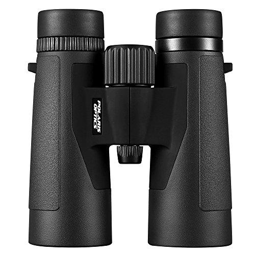 Polaris-Optics-Voyager-10X42-High-Powered-Bird-Watching-Binoculars-Bright-and-Clear-Views-Waterproof-and-Fog-Proof-For-Bird-Watching-Watching-Wildlife-Hiking-and-Exploring