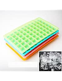 Acquisition #Cu3 Cool Ice Cube Freeze Mold Maker Making Tray 60 Square Mould for Water Party online
