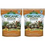 Espoma CA4 4-Quart Organic Cactus Mix (2 Pack)