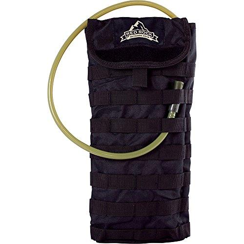 Red Rock Outdoor Gear Molle Hydration Pack, Black
