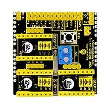 MonkeyJack CNC Shield V2.0 Engraving Machine Stepper Motor Driver GRBL Compatible