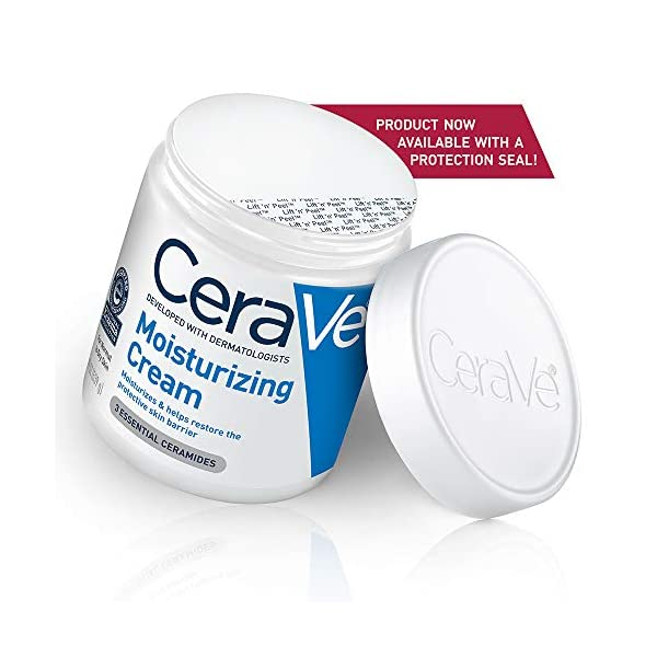 Body Cream with Hyaluronic Acid and Ceramides