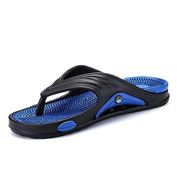ADIDII Mens Printed Non-Slip Slippers Slides flip Flop Sandals La/_Bron/_Yellow/_Logo/_Basketball Summer Soft
