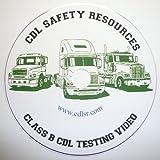 CDL: Class B Complete 3-Part Test DVD