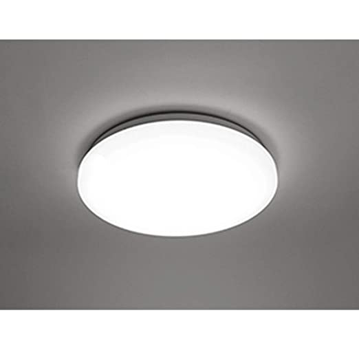 COOLWEST Plafoniera LED 24W Bianco 6000K 2150lm Impermeabile IP44 ...