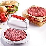Burger Press, Hamburger Maker Mould Machine Set, BBQ Patty Juicy Regular Beef Maker