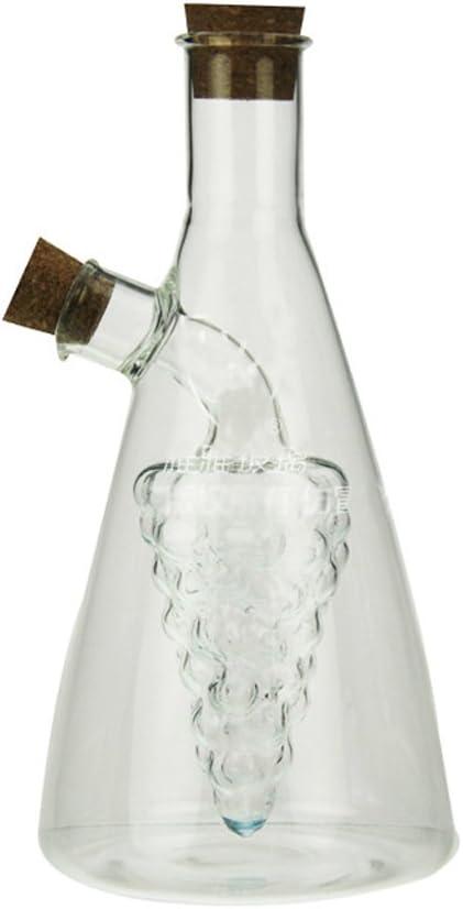 Aceite y Vinagre botellas de cristal aceite y vinagre Cruets ...