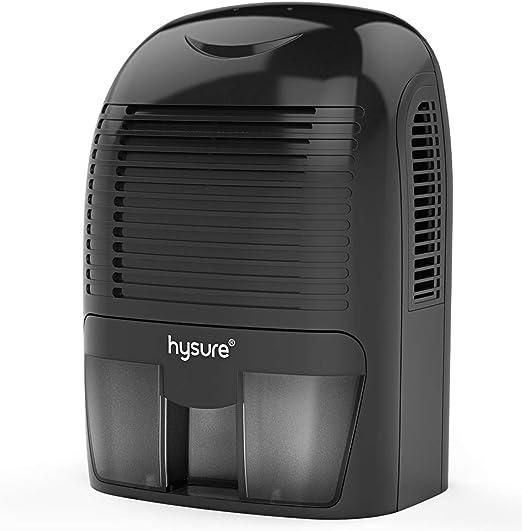 Deshumidificador eléctrico Hysure silencioso y portátil ...