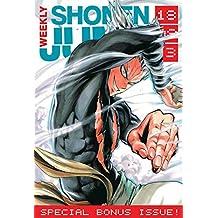 Weekly Shonen Jump: 08/13/2018
