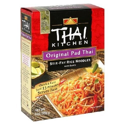 Amazon.com : Thai Kitchen Original Pad Thai Stir Fry Noodles With Sauce,  9 Ounce Unit, (Pack Of 12) : Gluten Free Noodle Base : Grocery U0026 Gourmet  Food