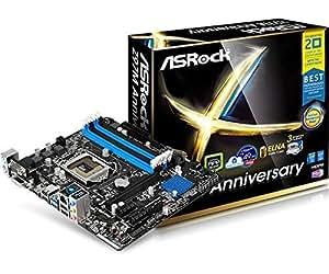 Asrock Z97M ANNIVERSARY MATX Motherboard Socket 1150 (Intel Z97, 4x DDR3, 4x SATA III) by ASRock