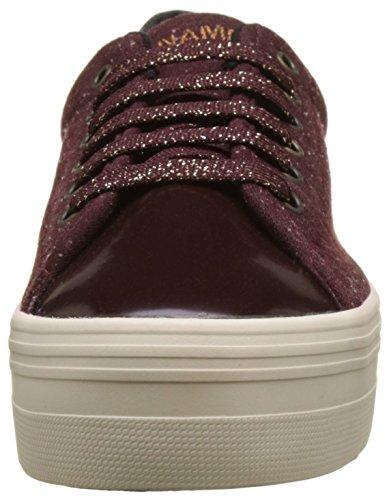 Bordeaux Polar Baskets Patent No Bordeaux Marron Plato Name Sneaker Femme Basses IqvnfTwnX