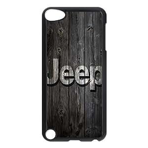 Ipod 5 Phone Case Jeep Wrangler Car Logo Case Cover PP8A313324