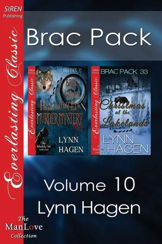 Brac Pack, Volume 10 [Brac Pack Halloween Murder Mystery: Christmas at the Lakelands'] (Siren Publishing Everlasting Classic ManLove)]()