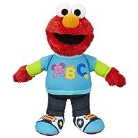 Sesame Street Hablando ABC Figura Elmo