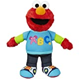 Sesame Street Talking ABC Elmo Figure