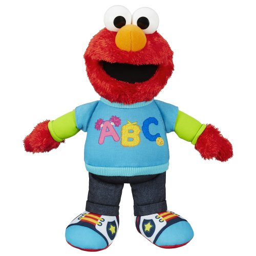 Sesame Street Talking ABC Elmo Figure by Sesame Street