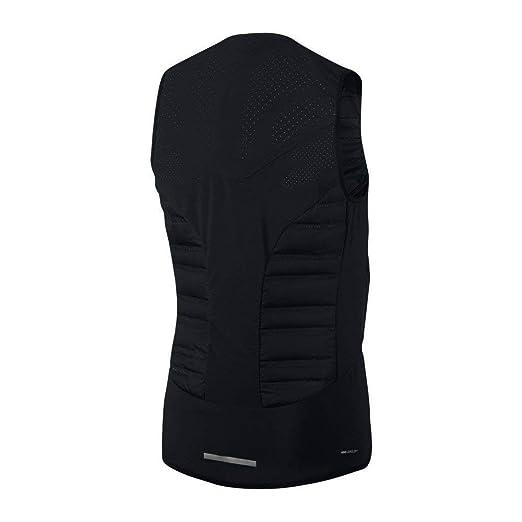 Amazon.com  Nike AeroLoft Men s Running Vest  Sports   Outdoors 09e07e5e1
