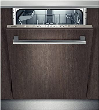 Siemens SN65E010EU lavavajilla - Lavavajillas (Totalmente integrado, A, A++, Acero inoxidable, A, auto 45-65 ºC, Economía, Intensivo, Prelavado, ...