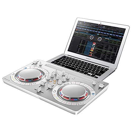 Pioneer Pro DJ, White (DDJ-WeGO4-W)