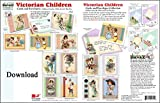 ScrapSMART -Victorian Children Cards and Envelopes: Software Collection- Microsoft Word, Jpeg & PDF Files for Mac [Download]