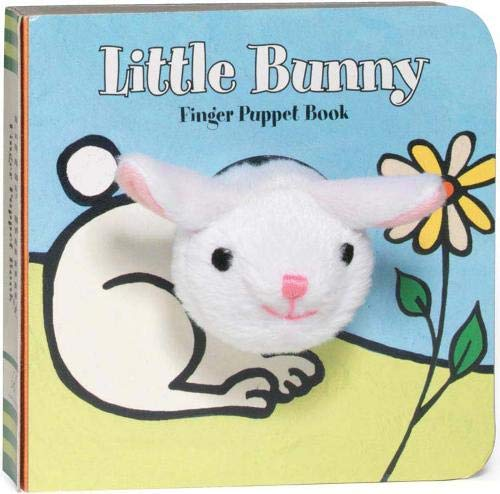 Little Bunny: Finger Puppet Book (Little Finger Puppet Board Books)