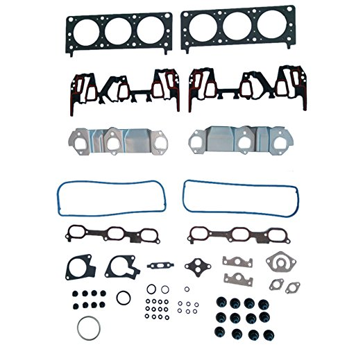 For Buick Chevy 3.1L 3.4L Engine Cylinder Head Gasket Set W/O Head Bolt