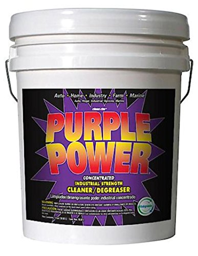 Purple Power Industrial Strength Cleaner and Degreaser (5 Gallons)
